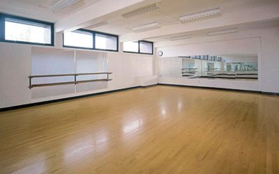 One of our Dance Studios