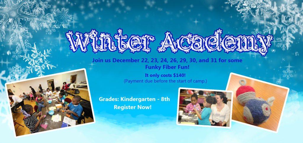 Winter Academy Slider