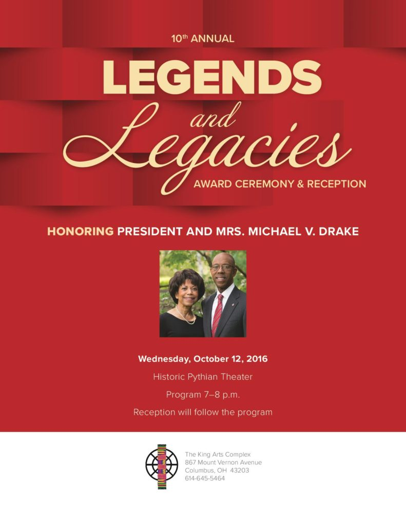 10th Annual Legends & Legacies