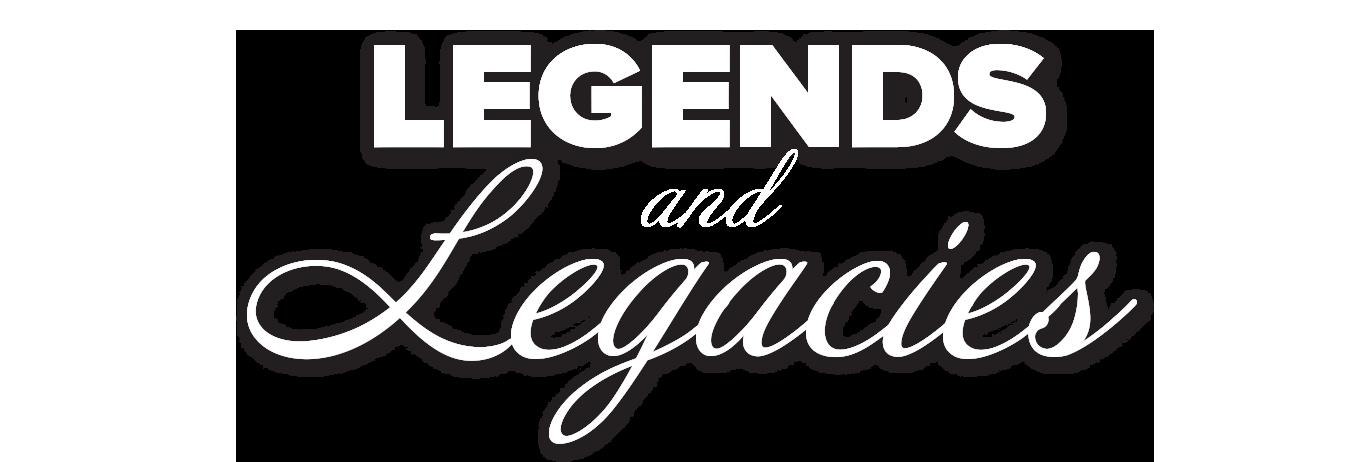legends and legacies logo