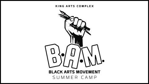 King Arts Complex Black Arts Movement Summer Camp