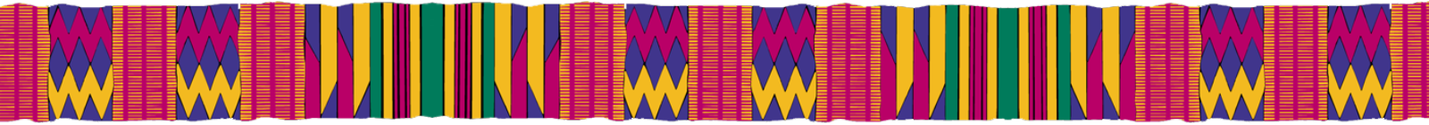 King Arts Complex Kente Cloth