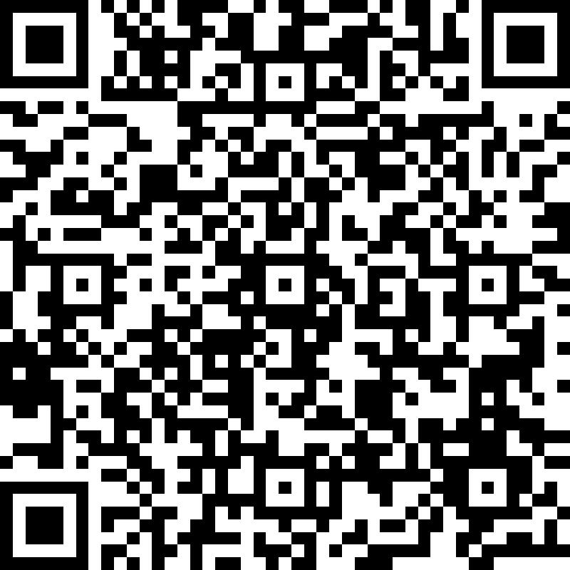 HeART of Protest Patron Survey QR Code
