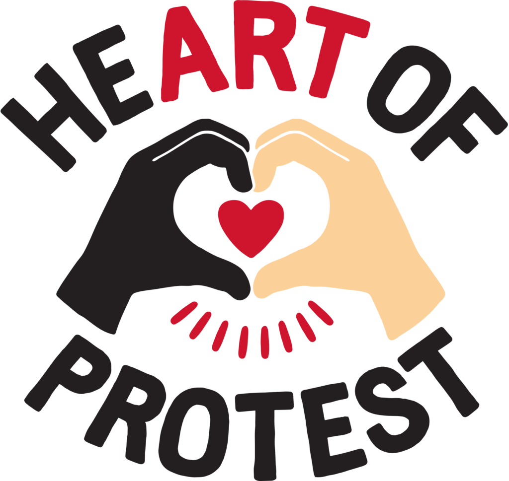 HEART OF PROTEST