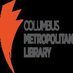 Columbus Metropolitan Library Logo Stacked Color