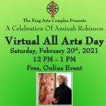 All Arts Day - A Celebration Of Aminah Robinson 2021 1 copy