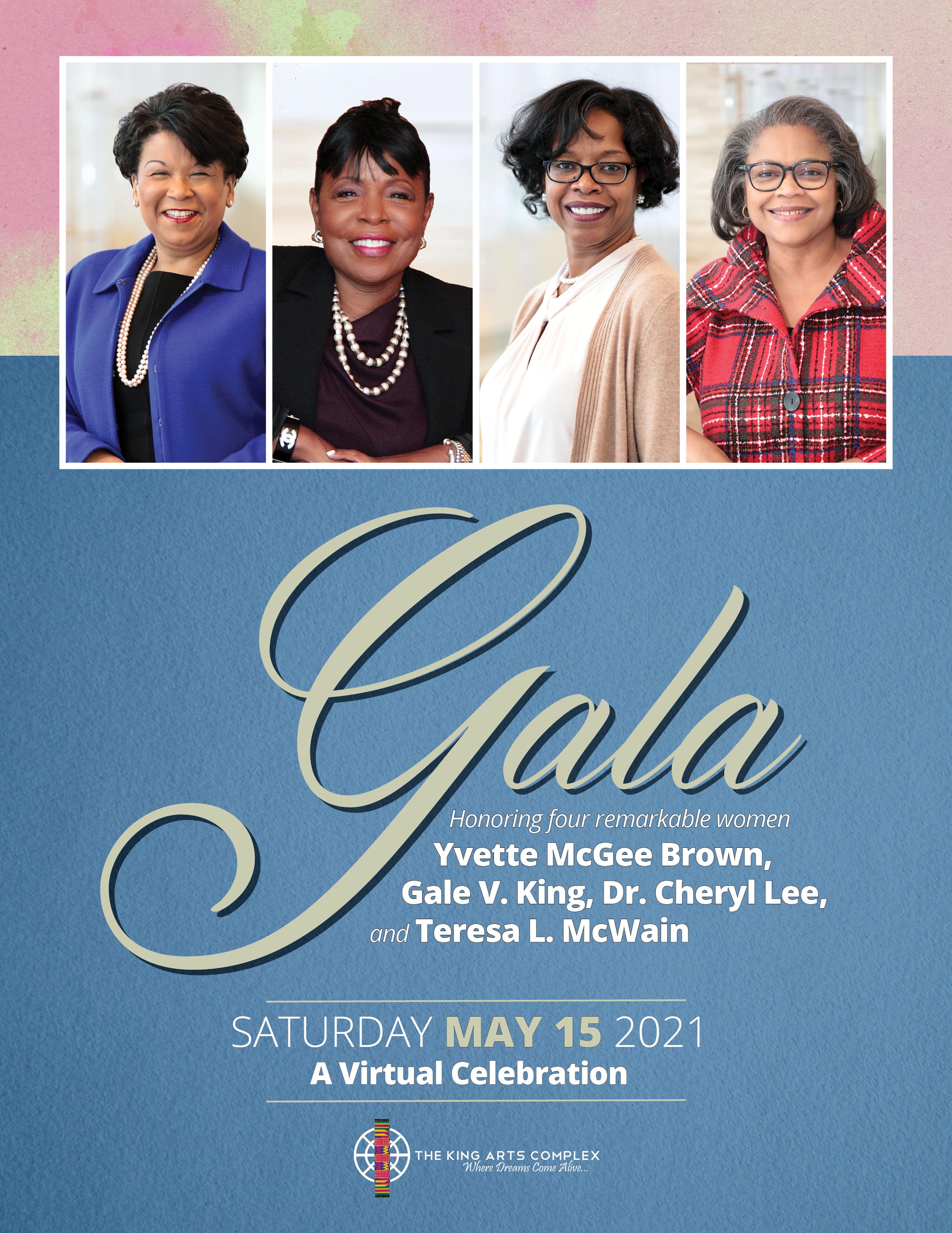 Gala Sponsorship Packet 2021