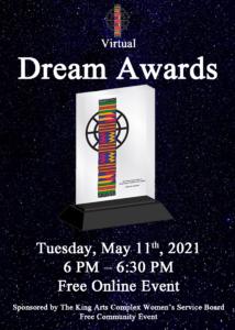 Dream Awards Flier Basic 1